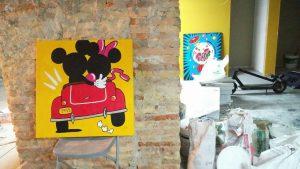 Arte en cervezas emprendedoras con Impact Hub Zaragoza