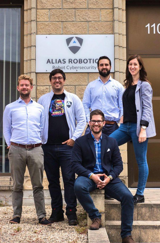 Alias Robotics