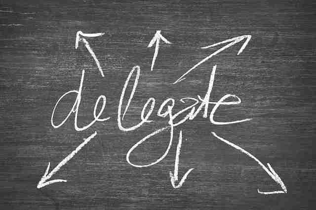 Delegar es un proceso con varias fases que hay que conocer