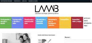 Web del LAAAB